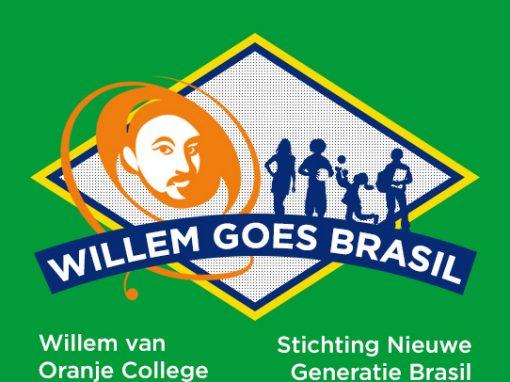 Willem goes Brasil