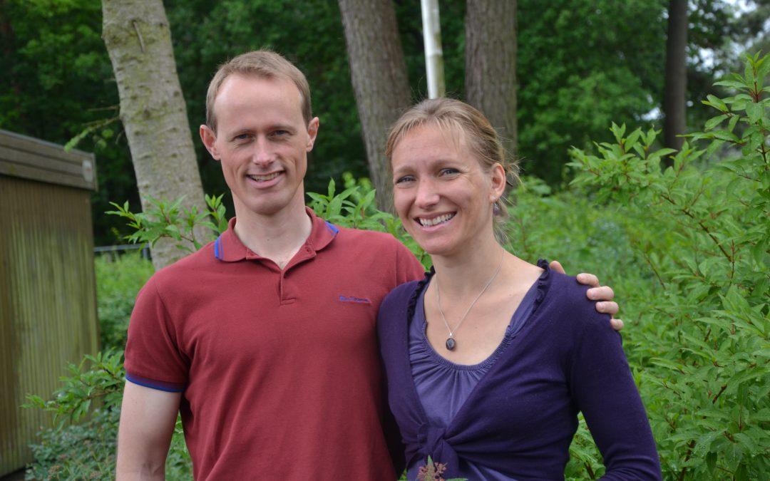 Henk en Linda Wassink