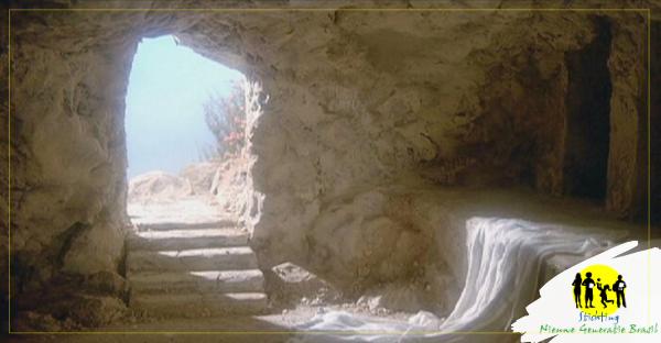 Tussen het Kruis en de Opstanding