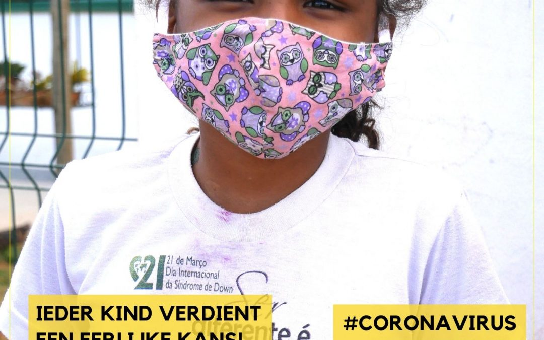 Wilde Ganzen ondersteunt de noodhulp van Stichting Nieuwe Generatie Brasil